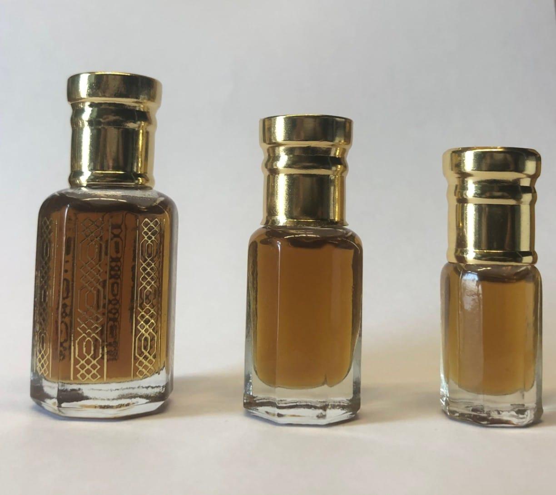amber  perfume oil attar